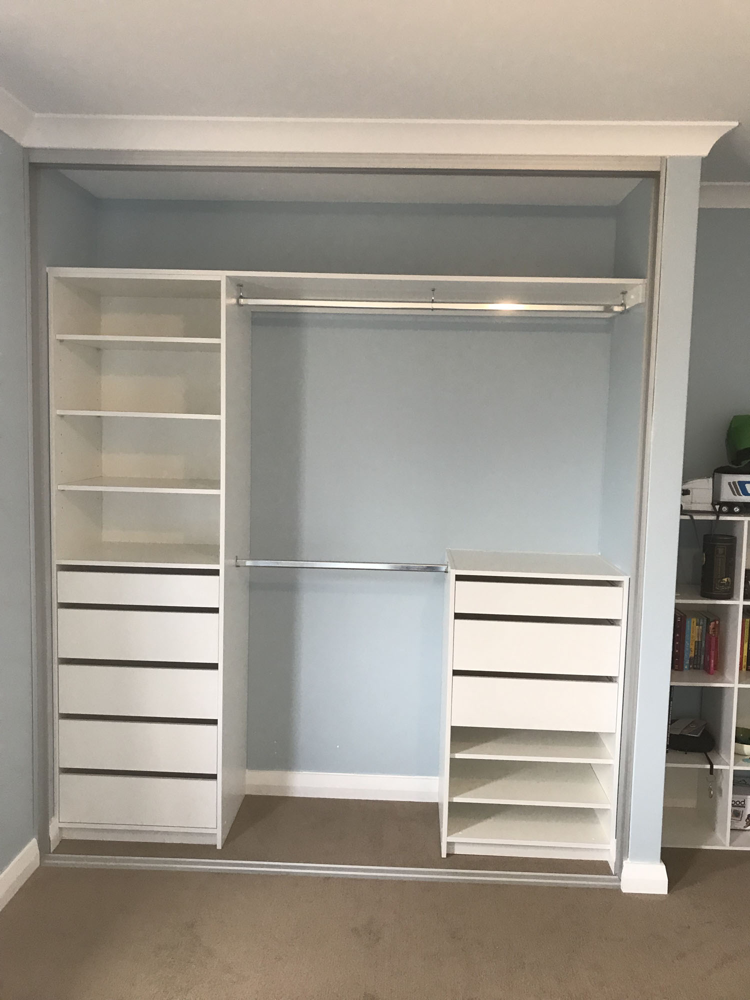 Built-in Wardrobe Kids Room