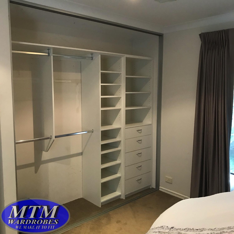 Built-in Wardrobe Storage