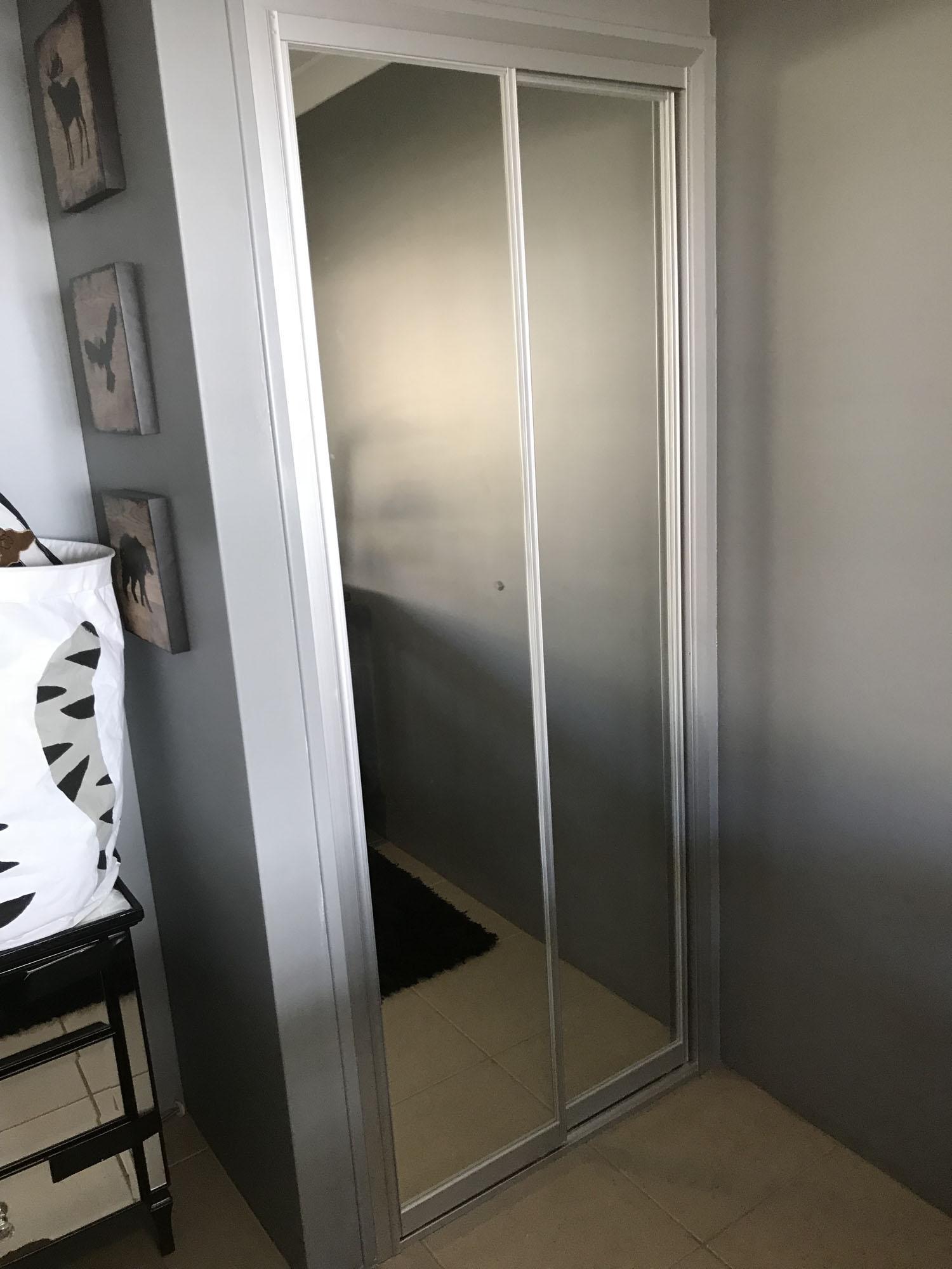 Hinged Door to Sliding Door Conversion